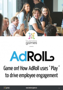 gamification adroll case study